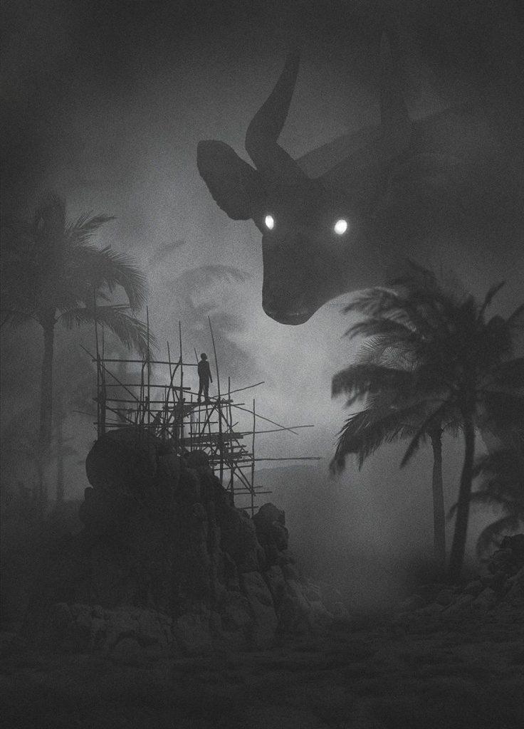 alteredside Dawid Planeta - depression into a source for creative energy