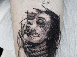 Ghost Tattooer