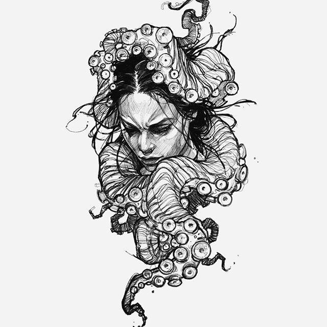 alteredside GGhost Tattooer - queen of desire