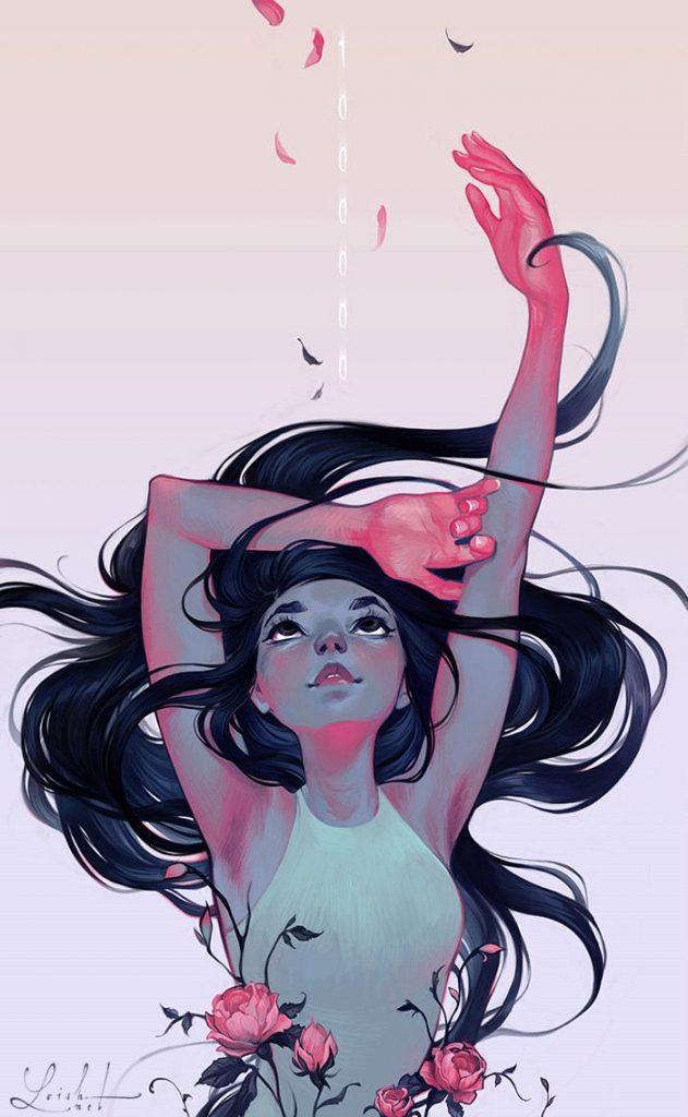 alteredside Loish - digital artist and a character designer