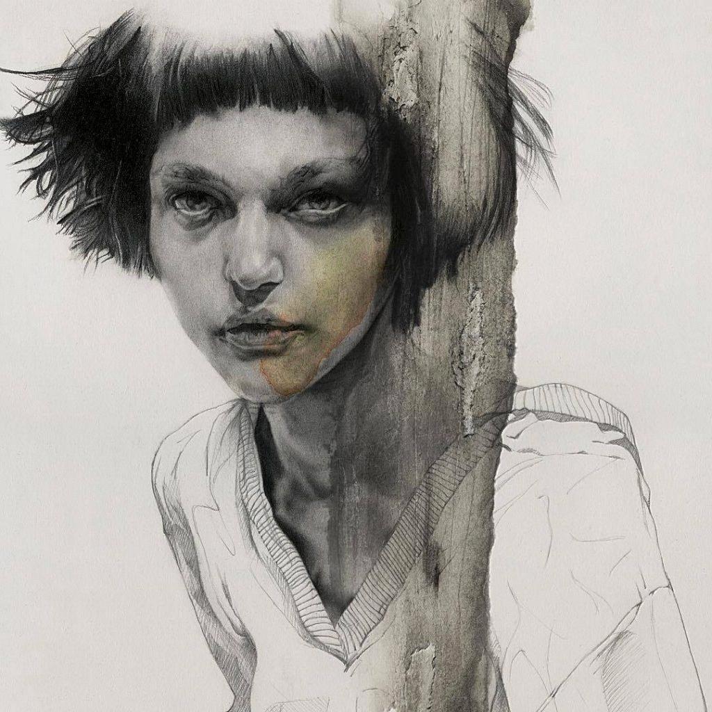 alteredside Masato Tsuchiya - sadness female beauty