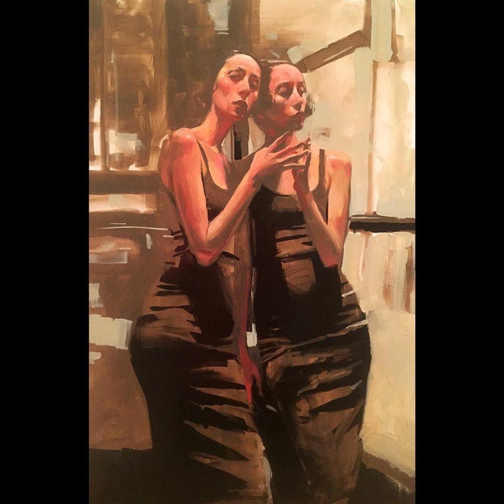 alteredside Michael Carson - emotional lone women