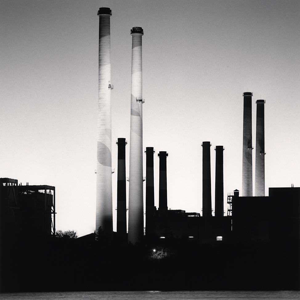 alteredside Michael Kenna - mysterious aura of photography