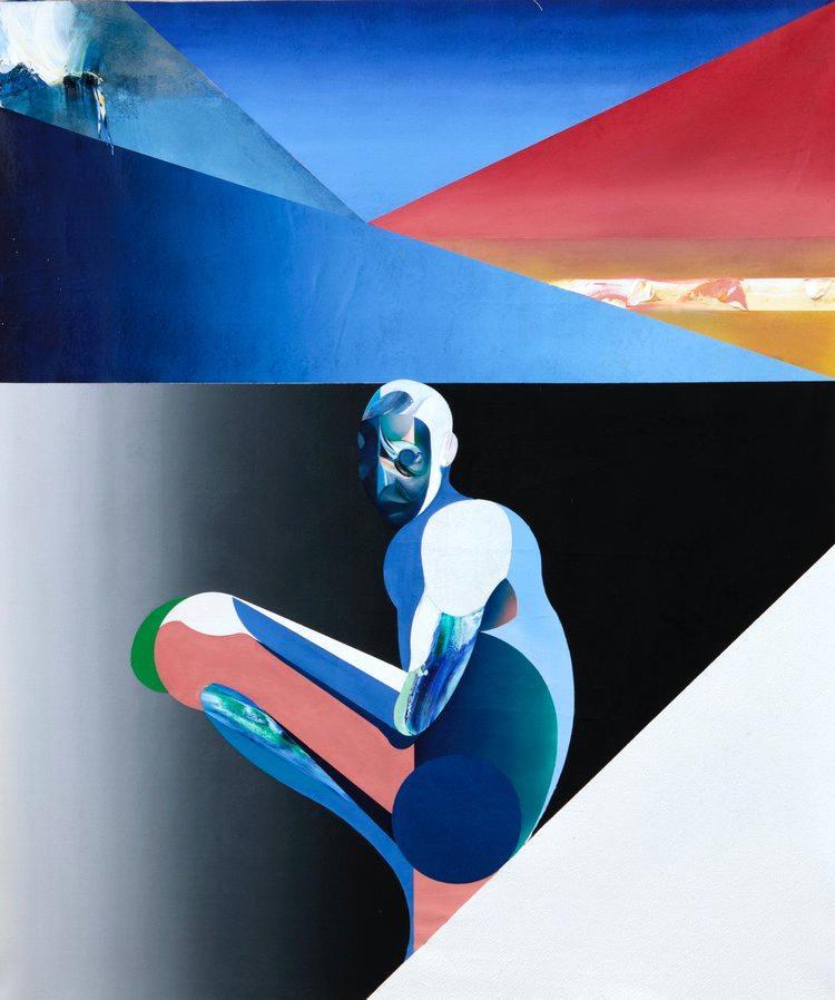 alteredside Ryan Hewett - abstract to inner exploration