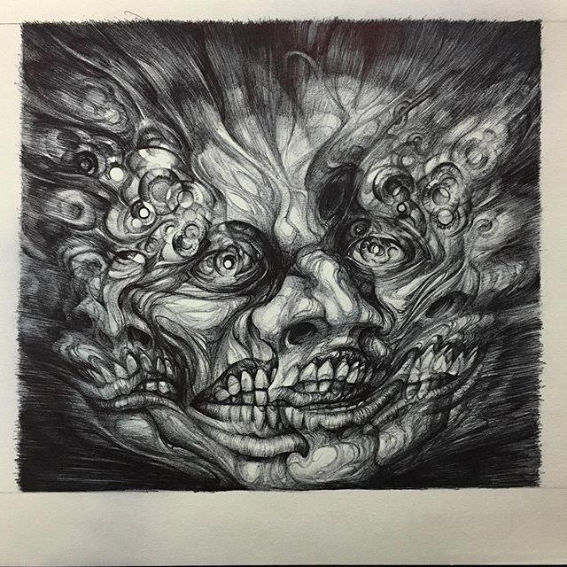 alteredside Matias Felipe - dark force of tattoos