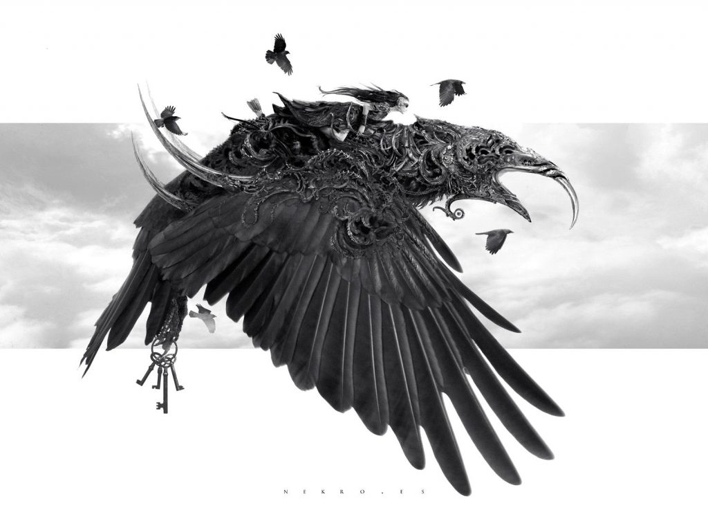alteredside Nekro - deeply into dark fantasy