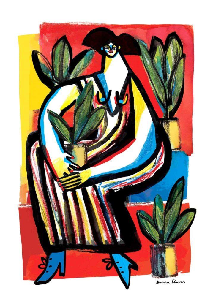 alteredside Basia Flores - without emotional boundaries