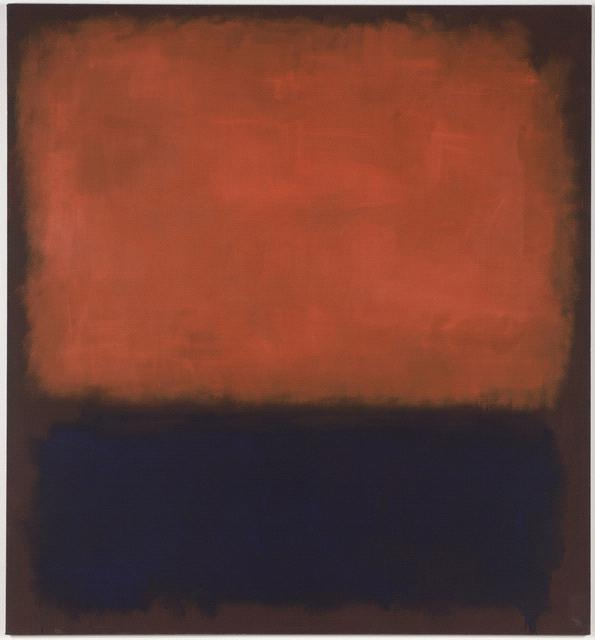 alteredside Mark Rothko - Abstract Expressionism