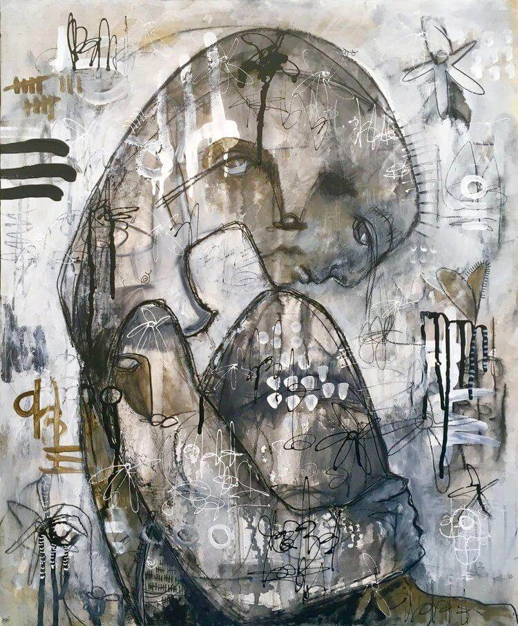 alteredside Katie O'Sullivan -  visceral feelings as their own emotional charge